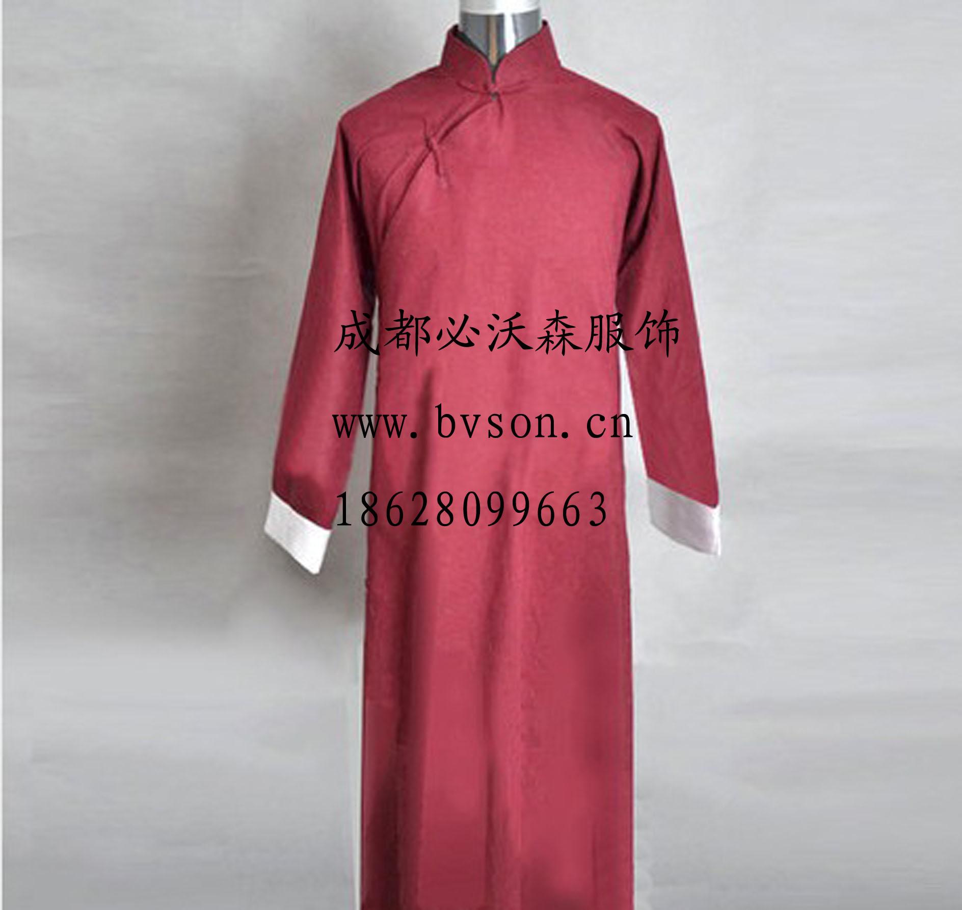 成都必沃森服饰专业生产定制各种服装服饰,品质过硬,质量过硬,价格